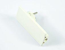 Vidlice zástrčka úhlová 230V /SL-SLIM230VAC/