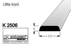 Lišta K2506 nastav. smrk 2400