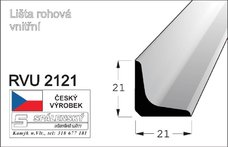 Lišta RVU 2121/2000 masiv