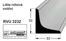 Lišta RVU 3232/2000 masiv