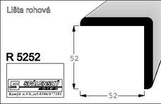 Lišta RF 5252/2400 nast