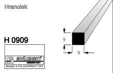 Lišta H 1010-Buk 90cm