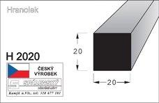 Lišta H 2020-Buk 90cm