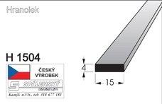 Lišta H 1505-Buk 90cm
