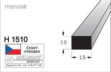 Lišta H 1510-Buk 90cm