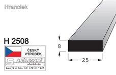 Lišta H 2510-Buk 90cm