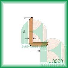 lišta SM L 3020-2500