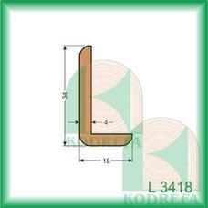 lišta SM L 3418- 2500