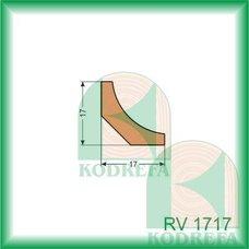 lišta SM RV 1717-2500