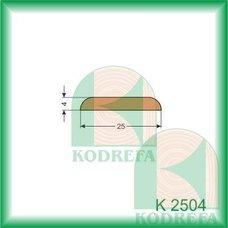 lišta SM K 2504-2500