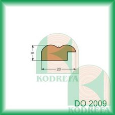 lišta SM D 2009-2500