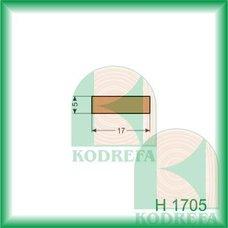 lišta SM H 1705-2500  hranol