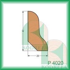 lišta SM P 4020 -2500