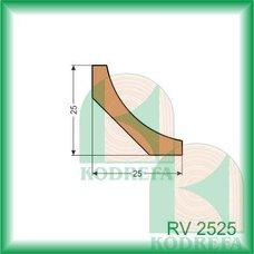 lišta SM RV 2525-2500