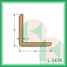 lišta SM L 3434-2500