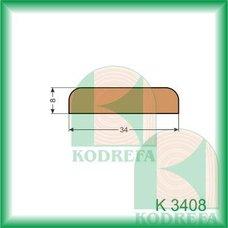 lišta SM K 3408-2500