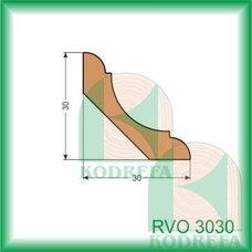lišta SM RVO 3030-2500