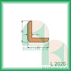 Lišta SM L 2020-2500