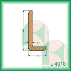 lišta SM L 4018-2500