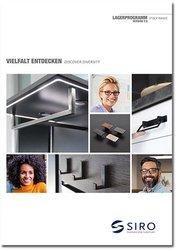 Celkový katalog SIRO - 368 stran
