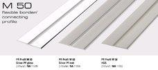 PR Profil M 50 Silver PF gloss 2705x50 11539