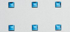 PL 3D Q 10-40-40 Silver PF met/Blue SA 10050