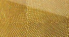 SG PEARL RAY Gold 2600x1000x2,0 SA 17010