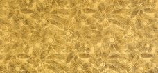 DM FLEUR Gold/Brown 2600x1000x1 SA 17035