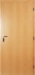 dveře Plné Buk 70 P lamin, Protipožární